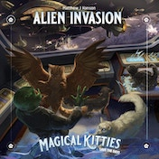 Magical Kitties Save The Day! RPG: Alien Invasion