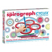 Ex-Display The Original Spirograph Cyclex Spiral Drawing Tool Used - Like New