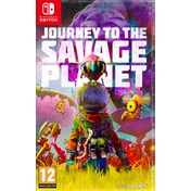 Journey to the Savage Planet Nintendo Switch Game
