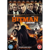 A Hitman In London DVD