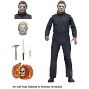 Ultimate Michael Myers (Halloween 2 1981) NECA Action Figures