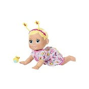 Baby Born Funny Faces Crawling Doll