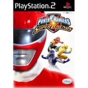 Ex-Display Power Rangers Super Legends Game PS2 Used - Like New