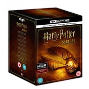 Harry Potter - Complete 8-Film Collection 4K UHD Blu-ray - No Digital Download Code