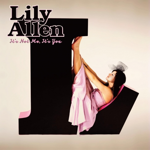 Lily Allen - It's Not Me It's You CD