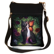 Cat and Fairy Shoulder Bag