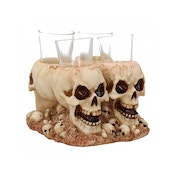 Shot Dead (Set Of 4) Shot Glasses
