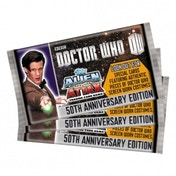 Doctor Who Alien Attax 50th Anniversary Collector's Edition Trading Card 24 Packs