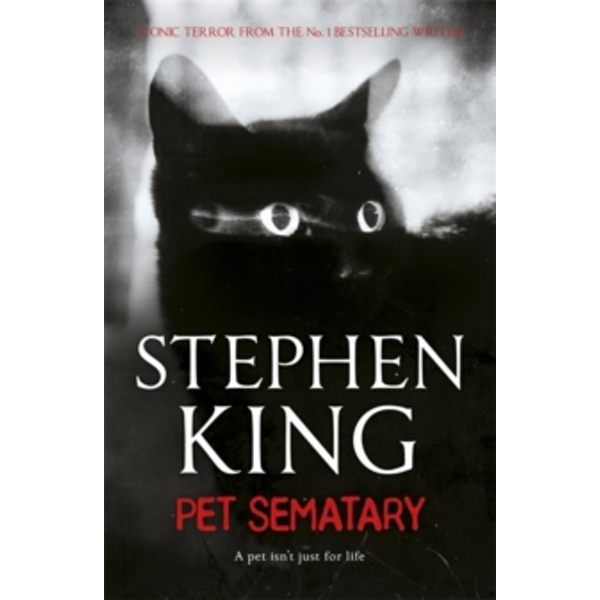Pet Sematary by Stephen King (Paperback, 2011)