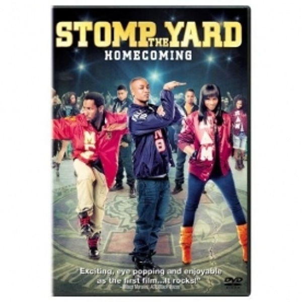 Stomp The Yard 2 Homecoming DVD