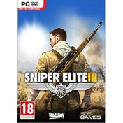 Sniper Elite III 3 PC Game with Hunt the Grey Wolf DLC & Camouflage Stealth Pack