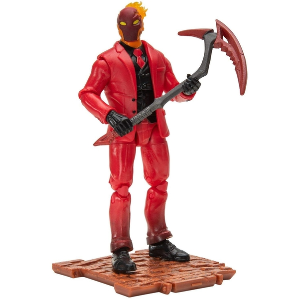 Inferno (Fortnite) 4 Inch Action Figure