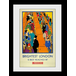 Transport For London Brightest London 60 x 80 Framed Collector Print - Image 2