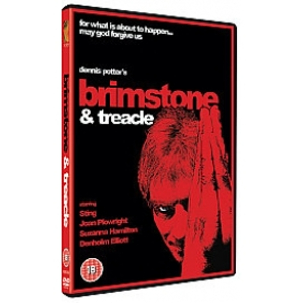 Brimstone And Treacle 1982 DVD
