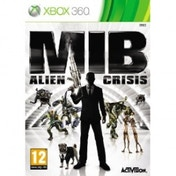 Men in Black 3 III MIB Alien Crisis Game Xbox 360