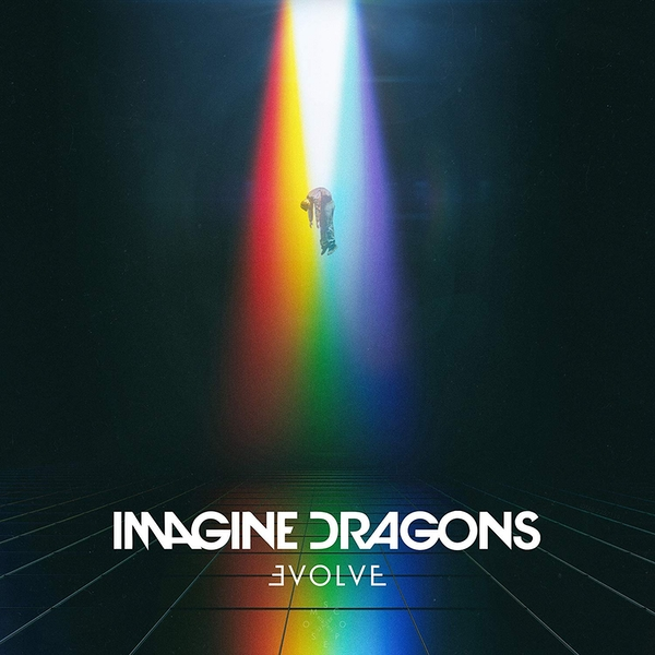 Imagine Dragons - Evolve CD
