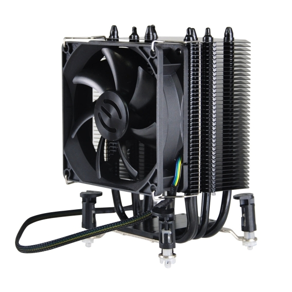 EVGA 100-FS-C901-KR ACX mITX CPU Cooler Black 92 mm