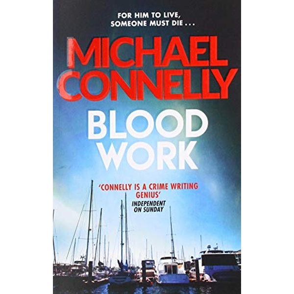 Blood Work by Michael Connelly (Paperback, 2015)