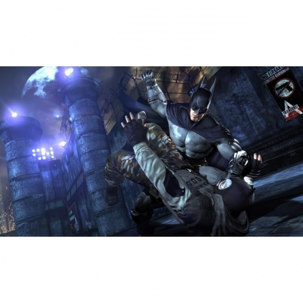 Batman Arkham City Game Xbox 360 - Image 5