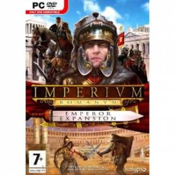 Imperivm Romanum Emperors Expansion Game PC
