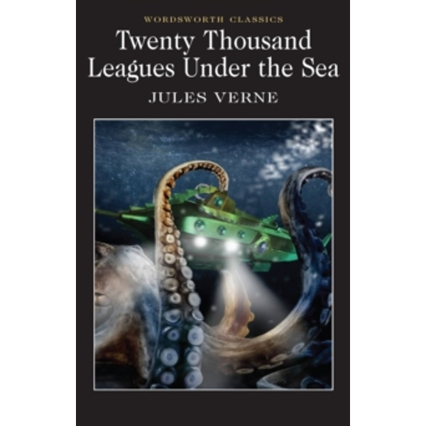 Twenty Thousand Leagues Under the Sea by Jules Verne (Paperback, 1992)