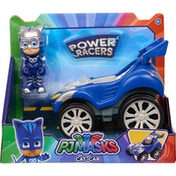 PJ Masks Power Racer Vehicle & Figure - Catboy