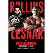 WWE Battleground 2015 DVD