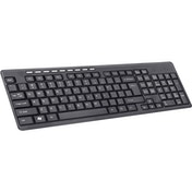 Infapower X204 Full Size Wireless Keyboard UK Layout