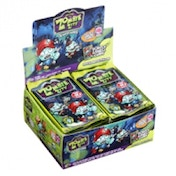 Zombie Zity Foil Trading Card Pack - 24 Packs