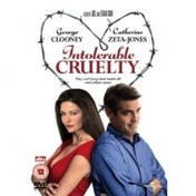 Intolerable Cruelty DVD