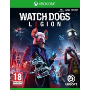Watch Dogs Legion Xbox One Game