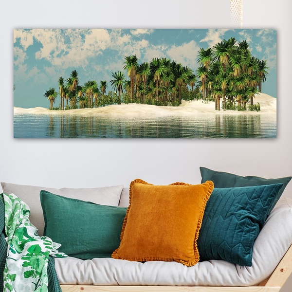 YTY480240922_50120 Multicolor Decorative Canvas Painting