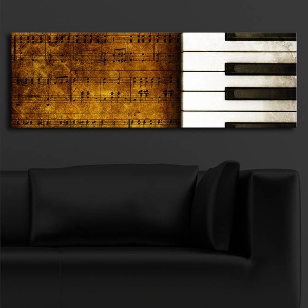 3090?ACT-17 Multicolor Decorative Led Lighted Canvas Painting