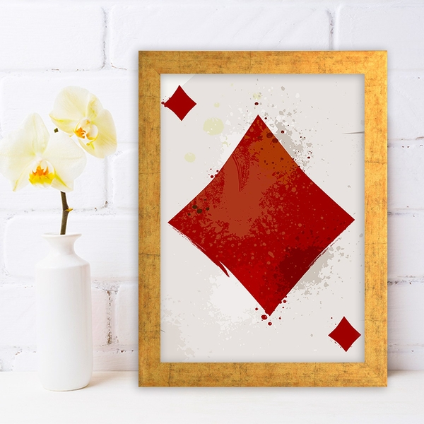 AC1267381583 Multicolor Decorative Framed MDF Painting