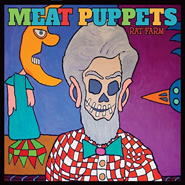 Meat Puppets - Rat Farm Vinyl