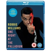 Robbie Williams One Night at the Palladium Blu-ray