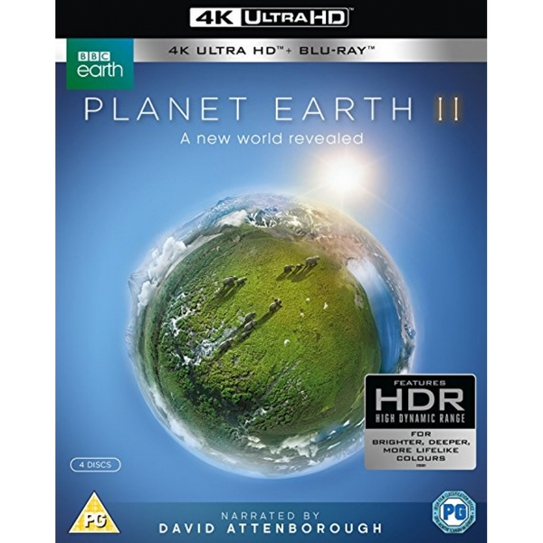 Planet Earth II 4K UHD Blu-ray - Image 1