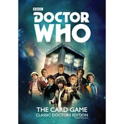The Doctor Who Card Game Classic Doctors Edition