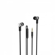 Hama Intense In-Ear Stereo Headset, black