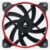Corsair Air Series AF140 Quiet Edition High Airflow 140mm Fan Single Fan with Customizable Three Colored Ring CO-9050009-WW