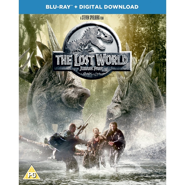 Jurassic Park The Lost World Blu-ray (Region Free)