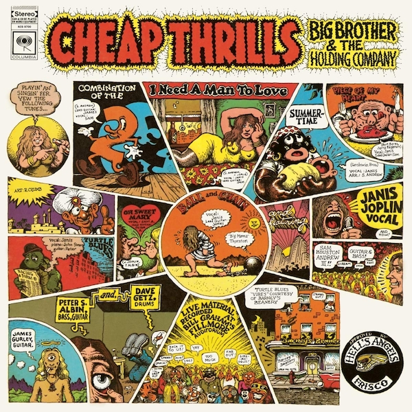 Big Brother & The Holding Co - Cheap Thrills Vinyl