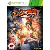 Street Fighter X Tekken Game Xbox 360