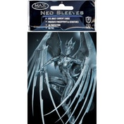 Cyber Angel Deck Protector Trading Card Sleeves 15 Pack