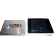 Sonic The Hedgehog Wallet in Tin