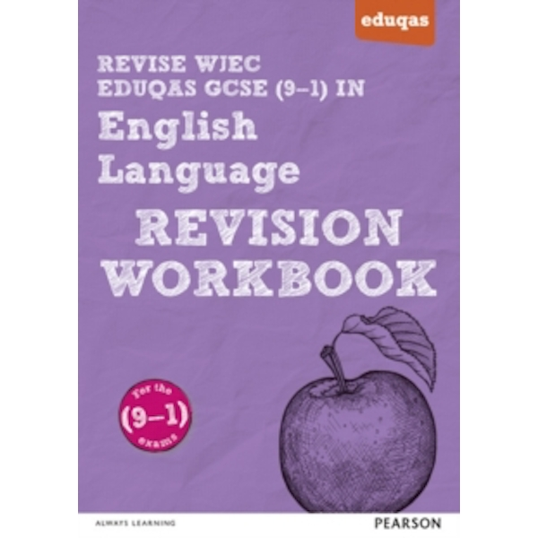 REVISE WJEC Eduqas GCSE in English Language Revision Workbook : for the 2015 qualifications