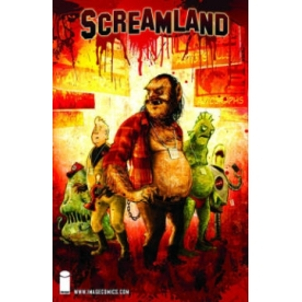 Screamland: Death of the Party TP