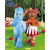 In The Night Garden Iggle Piggle and Upsy Daisy Mini Poster
