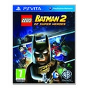 Lego Batman 2 DC Super Heroes Game PS Vita