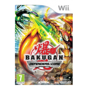 Bakugan Battle Brawlers 2 Defender of the Core Game Wii